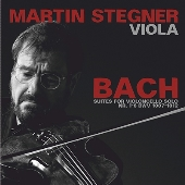 J.S.バッハ: 無伴奏チェロ組曲 BWV.1007-1012 (ヴィオラ版/全曲)