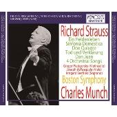 R.Strauss: Ein Heldenleben, Sinfonia Domestica, Don Quixote, etc