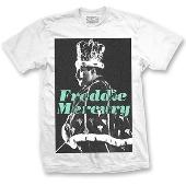 Freddie Mercury Freddie Is The King Tee/Mサイズ