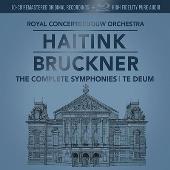 ブルックナー: 交響曲全集、テ・デウム [10CD+Blu-ray Audio]