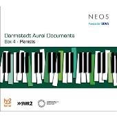 ダルムシュタット・オーラル・ドキュメント Vol.4 《現代音楽の名ピアニストたち》