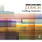 J.S.バッハ: ゴルトベルク変奏曲 BWV988