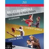 Ballet Du Capitole - Trois Ballets De Kader Belarbi - Le Corsaire, La Bete et la Belle, La Reine Morte