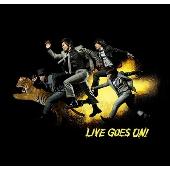 LIVE GOES ON! [2CD+DVD]