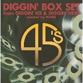 DIGGIN' BOX SET from DIGGIN' ICE & DIGGIN' HEAT selected by MURO