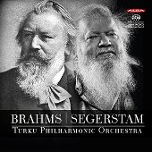 "Brahms: Symphony No.1; Segerstam: Symphony No.288 ""Letting the FLOW go on..."""