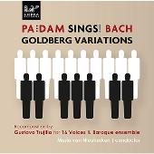 Padam Sings! Bach - Goldberg Variations