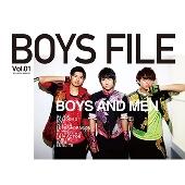 BOYS FILE Vol.01