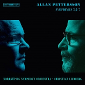 Allan Pettersson: Symphony No.5 & No.7