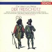 ベルリン・ドイツ・オペラ管弦楽団/ウェーバー:オペラ≪魔弾の射手≫全3幕 [COCQ-84432]