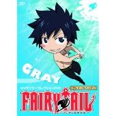 石平信司/FAIRYTAIL フェアリーテイル キャラクターコレクションDVD グレイ・フルバスター [PCBP-52783]