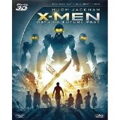 X-MEN:フューチャー&パスト コレクターズ・エディション [2Blu-ray Disc+DVD]<初回生産限定コレクターズエディション版>