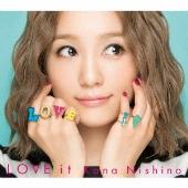LOVE it [CD+DVD+特製カレンダー]<初回生産限定盤>