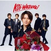 koi-wazurai [CD+DVD]<初回限定盤B>