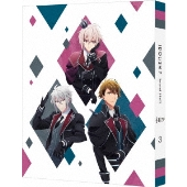 アイドリッシュセブン Second BEAT! 3 [DVD+CD]<特装限定版>
