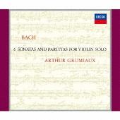 J.S.バッハ:無伴奏ヴァイオリンのためのソナタとパルティータ 全曲 [SACD[SHM仕様]]<生産限定盤>