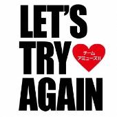 チーム・アミューズ!!/Let's try again [CD+DVD] [ASCM-6092]