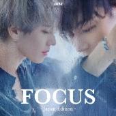 FOCUS -Japan Edition- [CD+DVD+フォトブック]<初回生産限定盤>