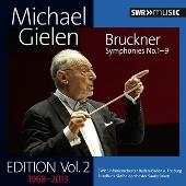 Michael Gielen Edition Vol.2 - Bruckner: Symphony No.1-No.9