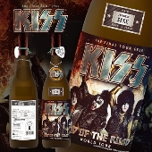 KISS「END OF THE ROAD WORLD TOUR 限定ボトル/ LIMITED EDITION」(小西酒造)