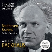 Beethoven, Brahms - Recital, Concertos
