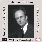ヴィルヘルム・フルトヴェングラー/Brahms: Variations on a Theme of Haydn Op.56a, Symphony No.1 Op.68 [FURT2010]