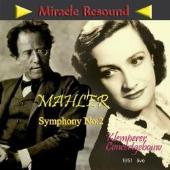 """オットー・クレンペラー/Mahler: Symphony No.2 """"Resurrection"""" [TKC341]"""