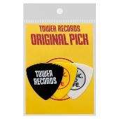 TOWER RECORDS オリジナルピック(3枚入り) MEDIUM 0.75mm