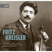 The Art of Fritz Kreisler