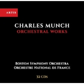 Charles Munch - Orchestral Works