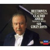 ベートーヴェン: ピアノ協奏曲全集, 他<タワーレコード限定>