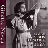 ブラームス: ヴァイオリン協奏曲<限定盤>