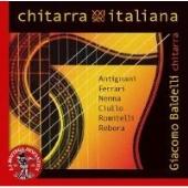 ジャコモ・バルデッリ/Chitarra Italiana XXI Sec. (21th Century Italian Guitar Music) [DISCANTICA231]
