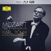 モーツァルト: 交響曲全集 [10CD+Blu-ray Audio]<限定盤>