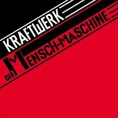 Die Mensch - Maschine (German Version)<Transparent Red Vinyl/限定盤>
