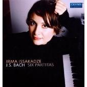 イルマ・イサカーゼ/J.S.Bach: Six Partitas BWV.825-BWV.830 [OC781]
