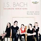 J.S.Bach: Goldberg Variations BWV.988 (Arranged for Recorder Consort)