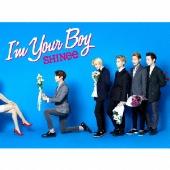 I'm Your Boy [CD+DVD+フォトブックレットtype A]<初回生産限定盤A>
