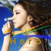 Hero [CD+DVD]<初回限定ゴールド箔押し仕様>