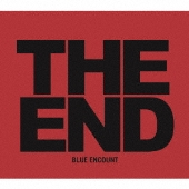 THE END [CD+DVD]<初回生産限定盤>