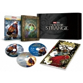 ドクター・ストレンジ MovieNEX プレミアムBOX [3D Blu-ray Disc+2D Blu-ray Disc+DVD]<数量限定版>