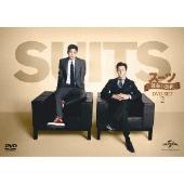 SUITS/スーツ~運命の選択~ DVD SET2 [4DVD+Blu-ray Disc]
