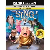 ガース・ジェニングス/SING/シング [4K ULTRA HD + Blu-rayセット] [GNXF-2217]