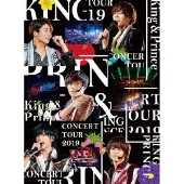 King & Prince CONCERT TOUR 2019 [2Blu-ray Disc+フォトブックレット]<初回限定盤>