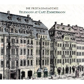 Telemann at Cafe Zimmermann