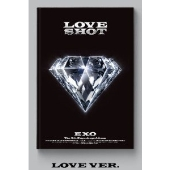 Love Shot: EXO Vol.5 Repackage (LOVE Ver.)