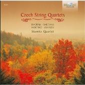 シュターミッツ四重奏団/Czech String Quartets - Dvorak, Janacek, Martinu, Smetana [BRL9410]