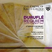 Durufle: Requiem, Four Motets, Messe Cum Jubilo