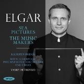 エルガー: 海の絵 Op.37/ミュージック・メイカーズ Op.69