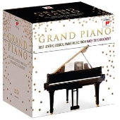 Grand Piano - Best Loved Classical Piano Music from Bach to Tchaikovsky<完全生産限定盤>